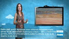 Εκθέσεις : Παρά Θιν'αλός στο Ιδρυμα Θεοχαράκη
