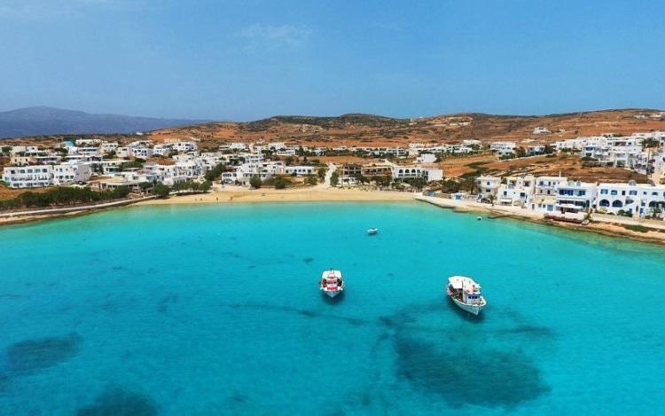 Τα Κουφονήσια και οι εξωτικές παραλίες τους