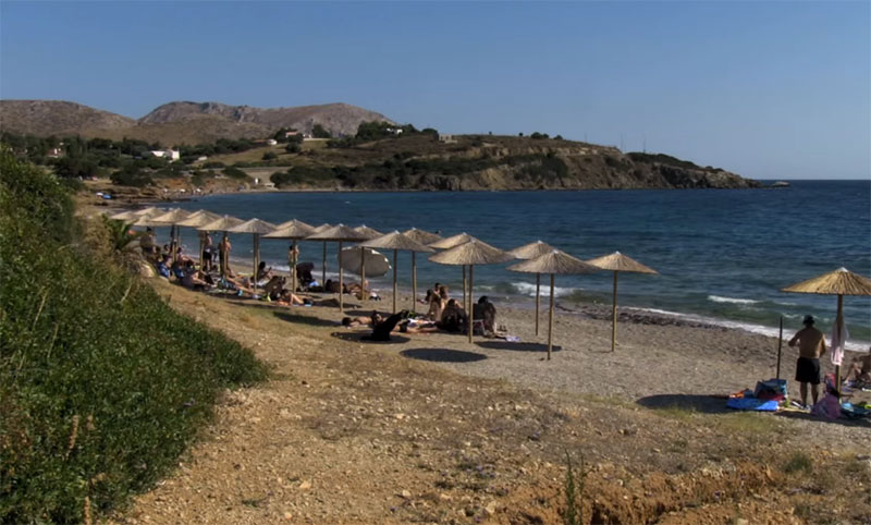Θυμάρι: Μία παραλία που… μυρίζει!