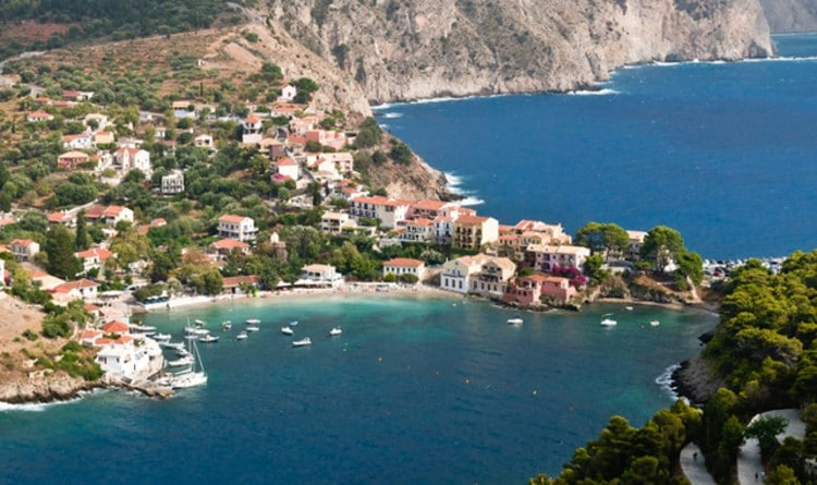 Ace: The exotic paradise in Kefalonia