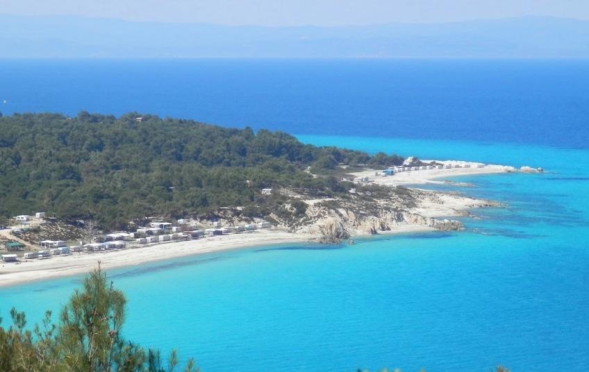 Χαλκιδική: Οι καλύτερες παραλίες της Σιθωνίας