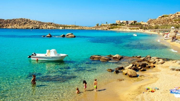 Mykonos: The five famous and beautiful beaches of 2