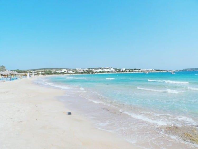 Παραλία Σάντα Μαρία: Βουτιές στην ξεχωριστή των Κυκλάδων