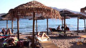 Αττική | Η παραλία στο Θυμάρι