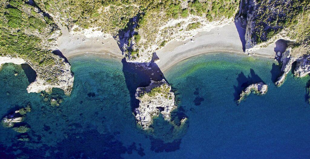 Kythera: The amazing and famous beach of Kaladi