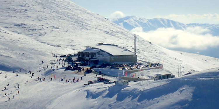 χιονοδρομικά κέντρα
