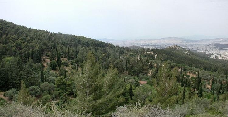 Αττική: Η περιοχή που πήρε το όνομά της από το μοναστήρι της1