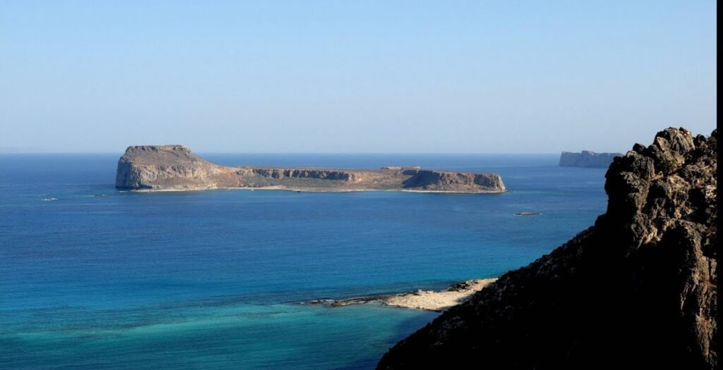 The Greek island that was once a pirate kingdom
