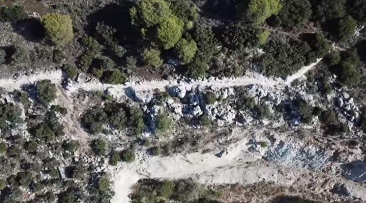 Ποιος είναι το τείχος «Δέμα» στην Αττική που έμοιαζε με οχυρό των Ίνκας