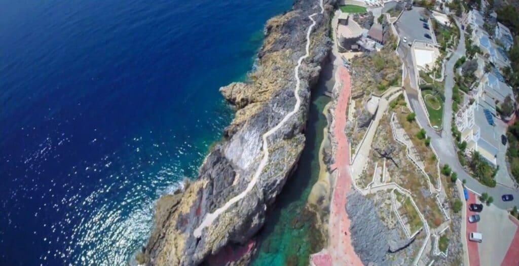 Κρήτη: Το φιορδ που «μάγεψε» τον Οδυσσέα και έμεινε εκεί για 7 χρόνια