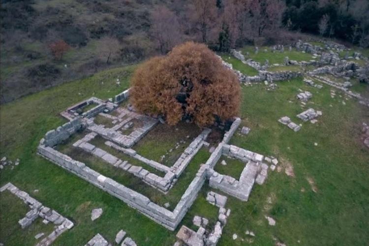 Το αρχαίο Μαντείο που έδιναν χρησμό τα φύλλα και το τρεχούμενο νερό1