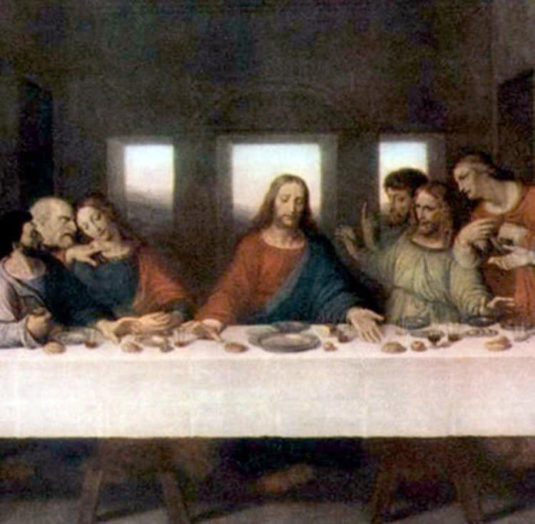 Ο θρύλος και οι εικασίες γύρω από το Μυστικό Δείπνο του Ντα Βίντσι 1