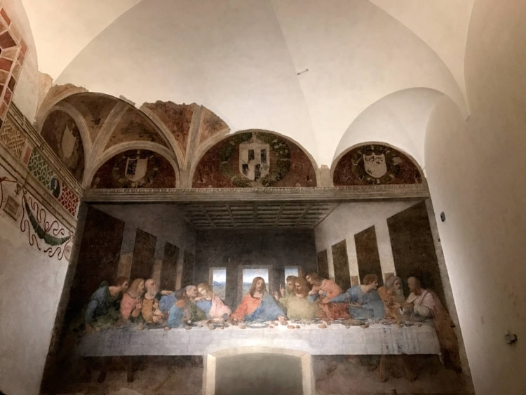 Ο θρύλος και οι εικασίες γύρω από το Μυστικό Δείπνο του Ντα Βίντσι