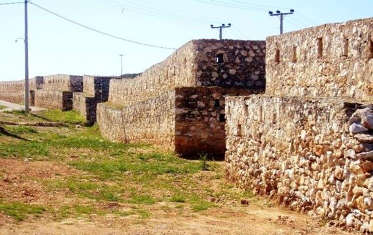 Το μεγάλο άγνωστο οχυρό της επανάστασης μια ανάσα από την Αθήνα
