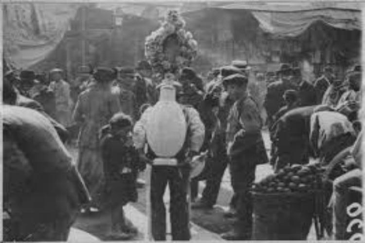 Ελλάδα: Το Πάσχα πριν 100 χρόνια μέσα από ασπρόμαυρες φωτογραφίες 2