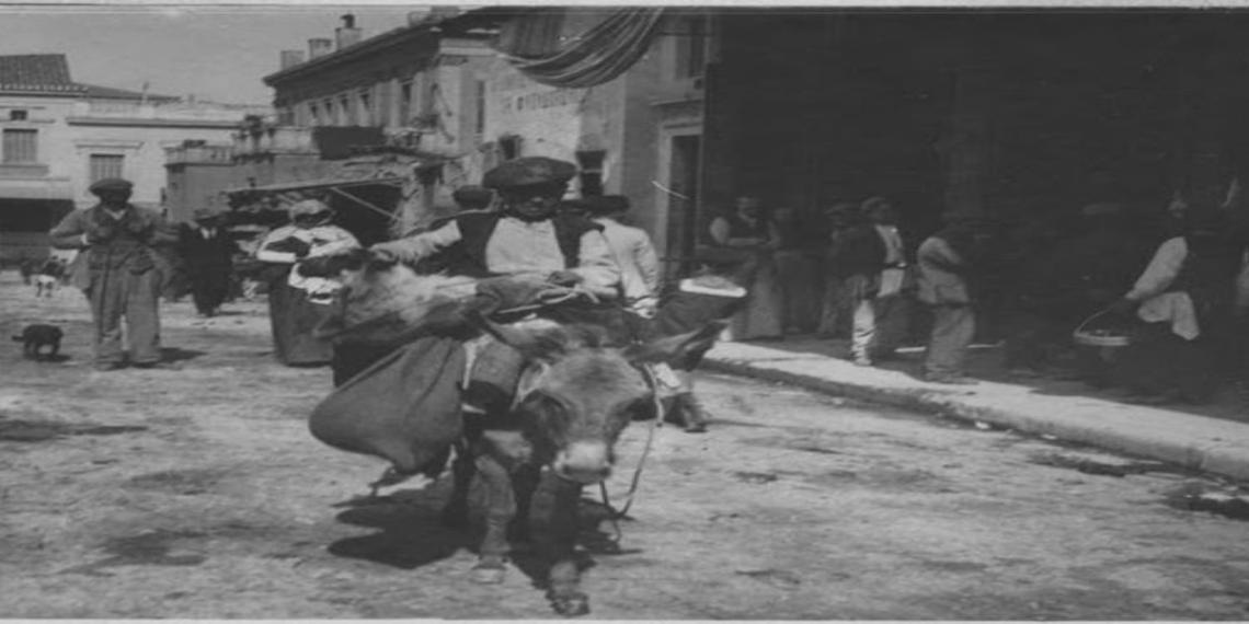 Ελλάδα: Το Πάσχα πριν 100 χρόνια μέσα από ασπρόμαυρες φωτογραφίες