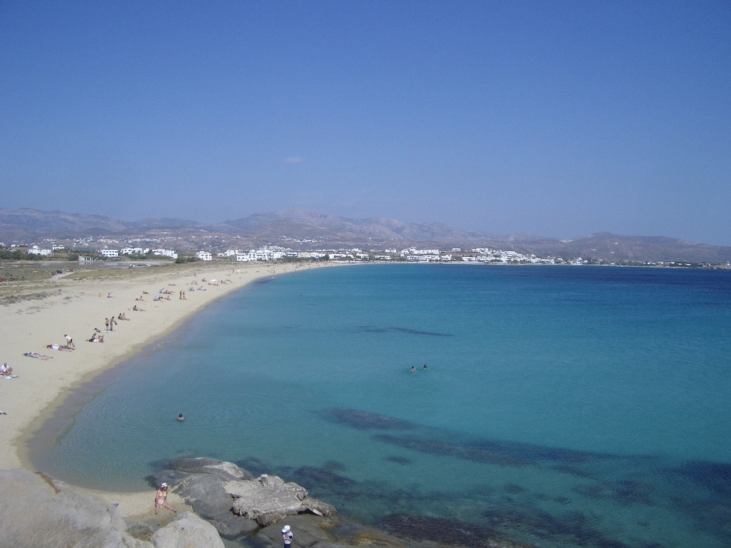 Greece has its own Hawaii and it is beautiful