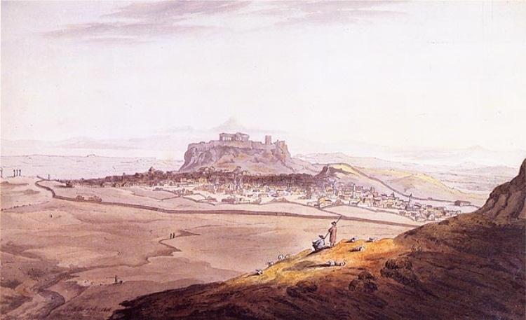 Πώς ήταν η Αθήνα όταν είχε πληθυσμό λιγότερο από 70.0001