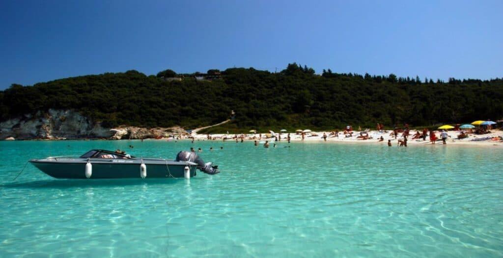 Αμμόλοφοι: Η εντυπωσιακή παραλία στην Καβάλα α λα Καραϊβική