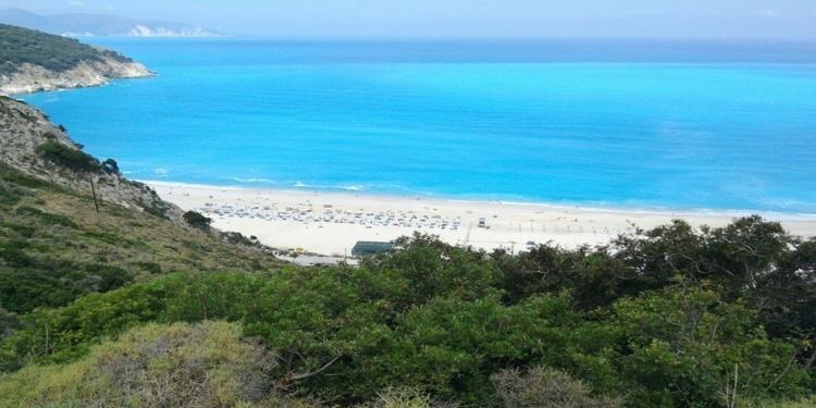 Five Greek beaches with Caribbean-like waters1