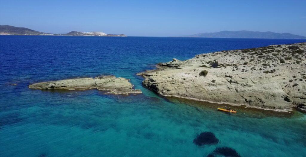 Aegean: The largest uninhabited island full of natural pools1