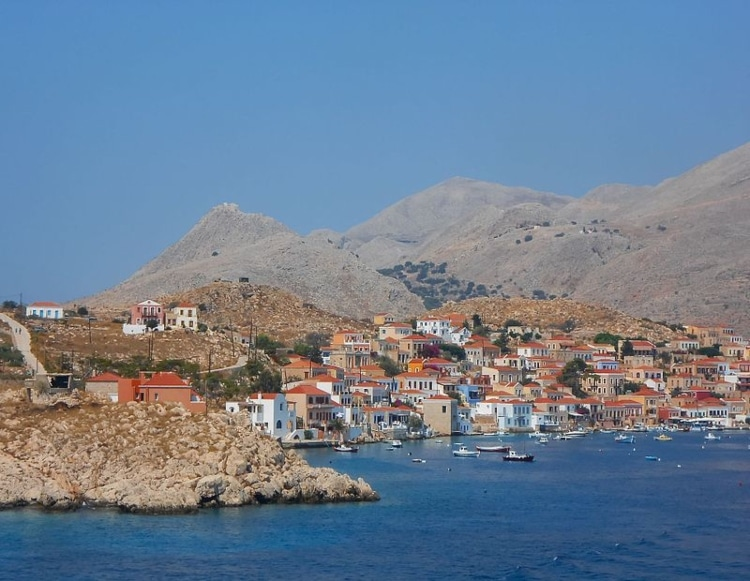 Chalki: The little paradise of the Dodecanese1