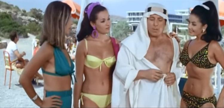 Σε ποια παραλία γυρίστηκε ο «Ξυπόλητος πρίγκηψ» με τον Βουτσά4