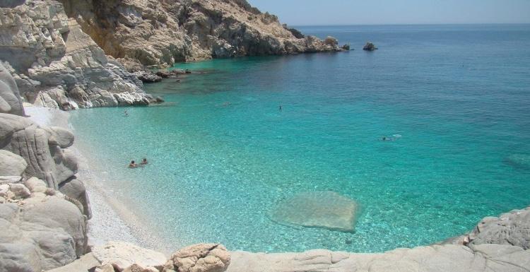 Πέντε ελληνικές παραλίες με νερά σαν της Καραϊβικής1