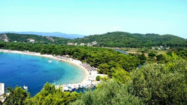 Skiathos: The small and charming cosmopolitan island of Sporades1
