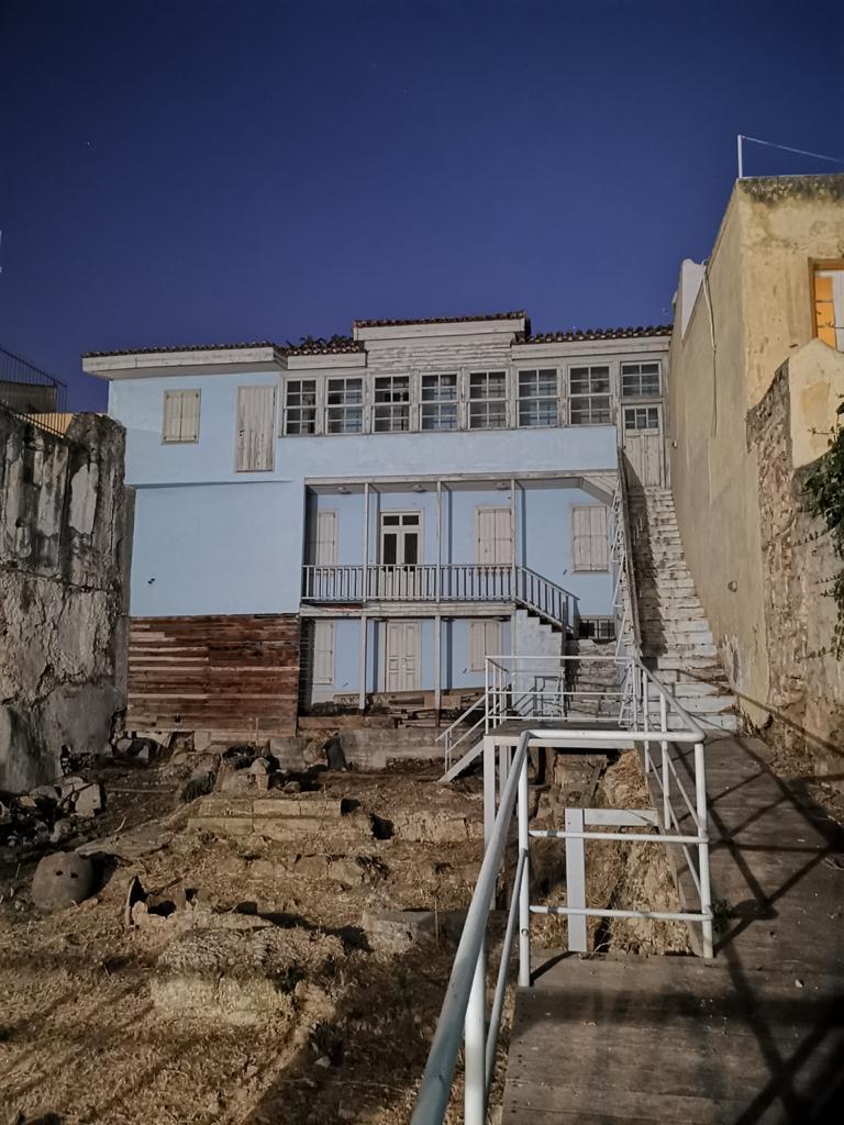 Πώς είναι σήμερα το σπίτι του «Η δε γυνή να φοβήται τον άνδρα»1