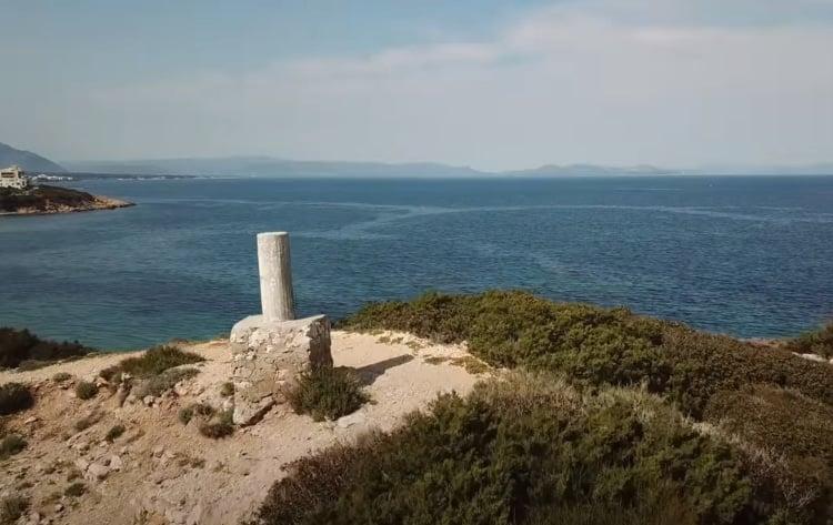 Ραφήνα: Η κρυφή παραλία με τον άγνωστο προϊστορικό οικισμό