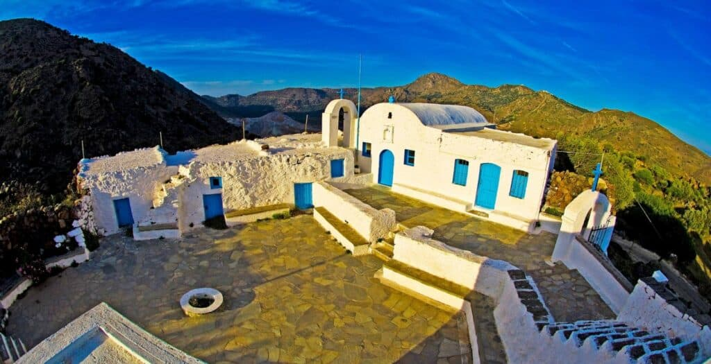 Holidays on the volcano island of Greece – And no, it is not Santorini3