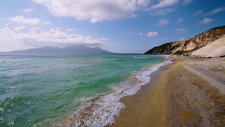 Holidays on the volcano island of Greece – And no, it is not Santorini2