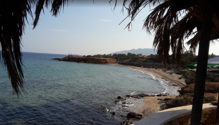 Panagia giatressa Beach: The unknown beach 50 minutes from Athens