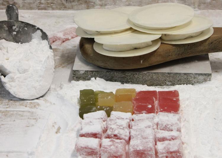 Σύρος: Γαστρονομικό ταξίδι με παραδοσιακή συνταγή για λουκούμια1