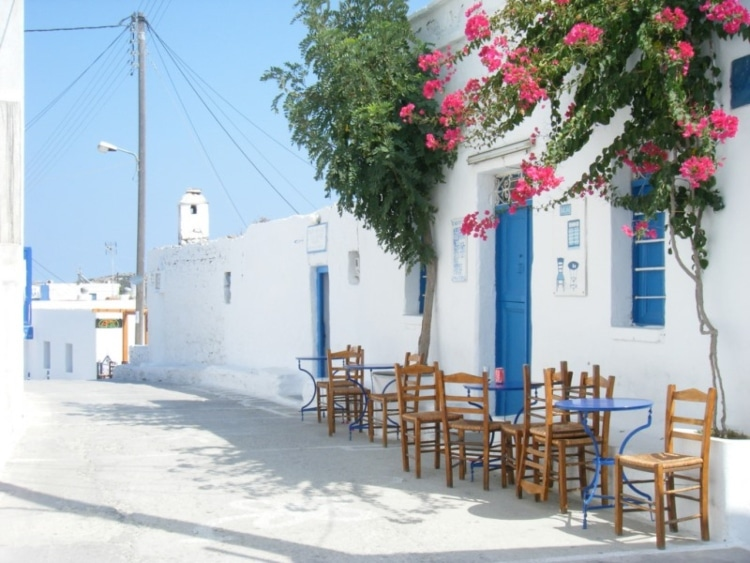 The Greek island of The Sun with its 18 beautiful beaches2
