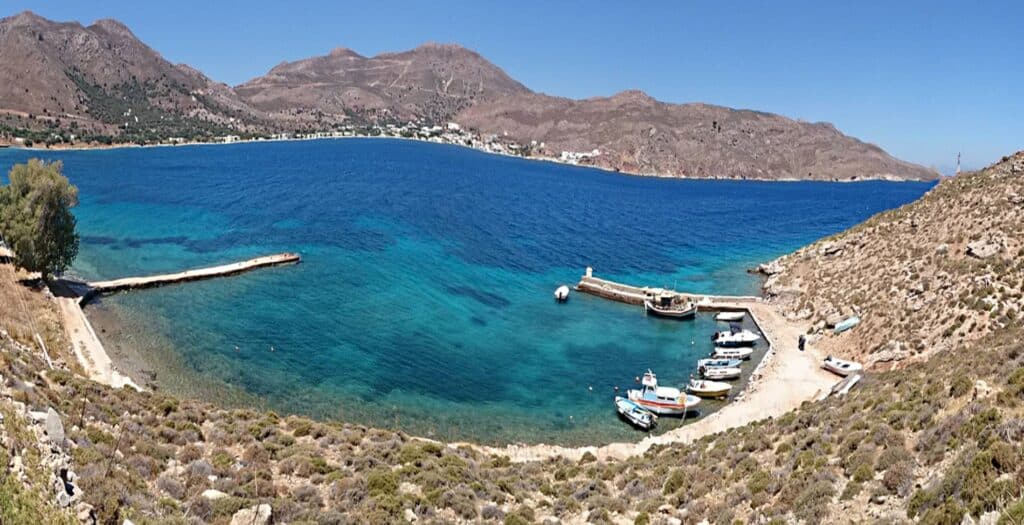 Tilos: What you don't know about the quiet emerald island of the Aegean Sea