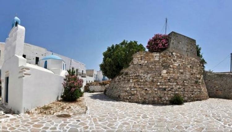 The Greek island once taken by a man 1
