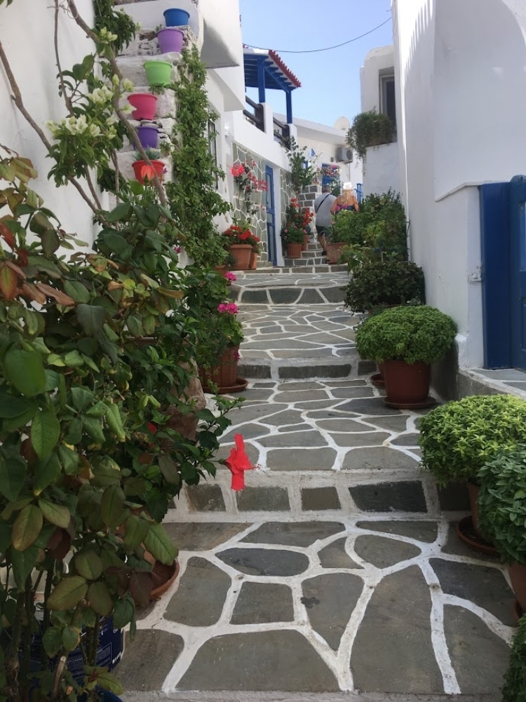 Kythnos: The village that looks like a labyrinth