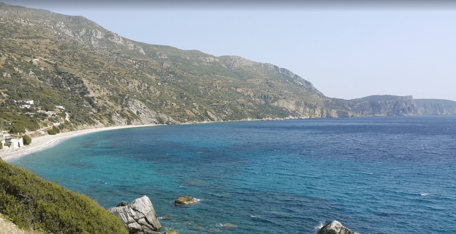 Evia: Nearby and beautiful beaches for one-day