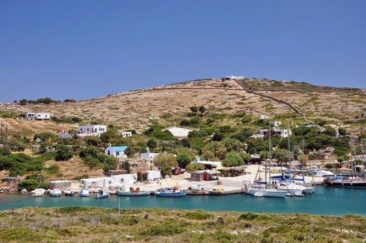Arkoi: Escape to the calmest island of the Dodecanese