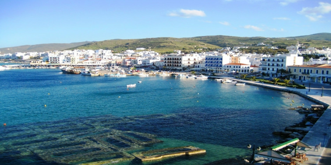 Four reasons to spend your holidays in Tinos