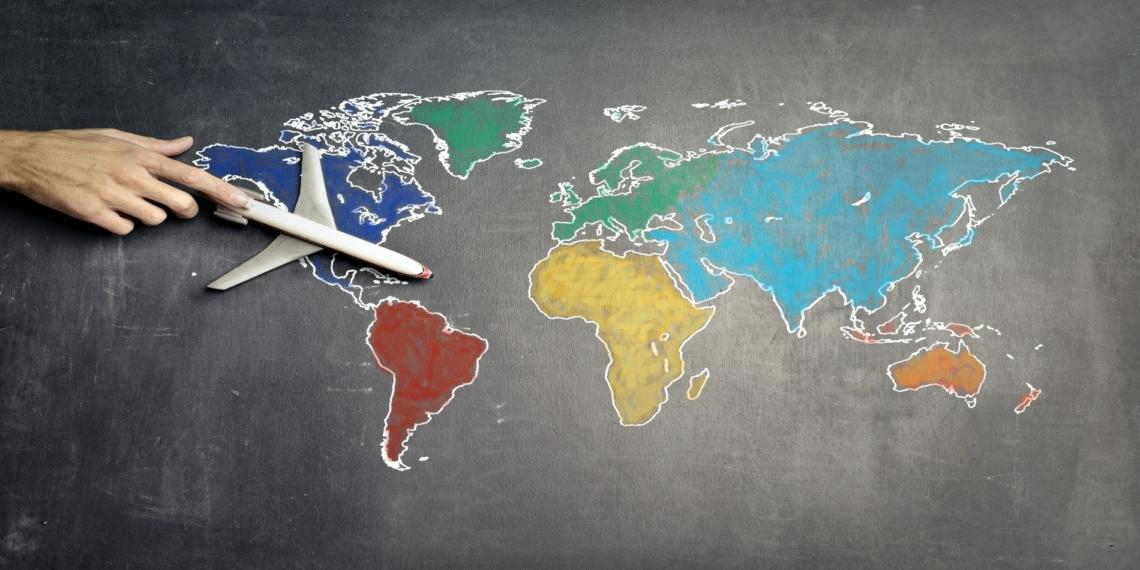 Παράξενοι παγκόσμιοι χάρτες με στοιχεία που δεν μοιάζουν με όσα ξέρεις