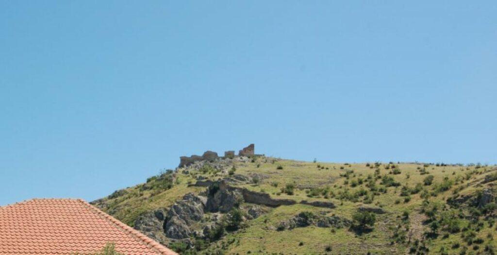 Greek castles Gynekokastro