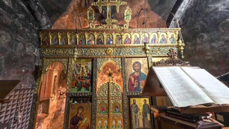 μοναστήρια Ελλάδας
