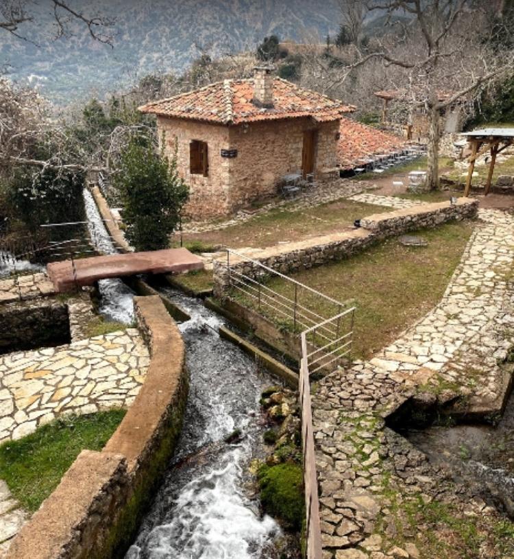 Μουσεία Ελλάδα Δημητσάνα1
