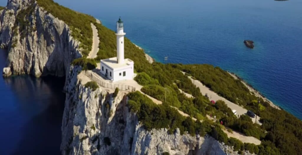 lighthouses in Greece