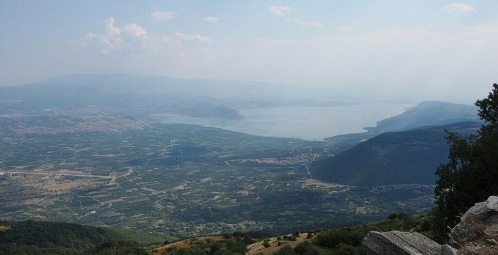 Λίμνες Ελλάδας Βεγορίτιδα