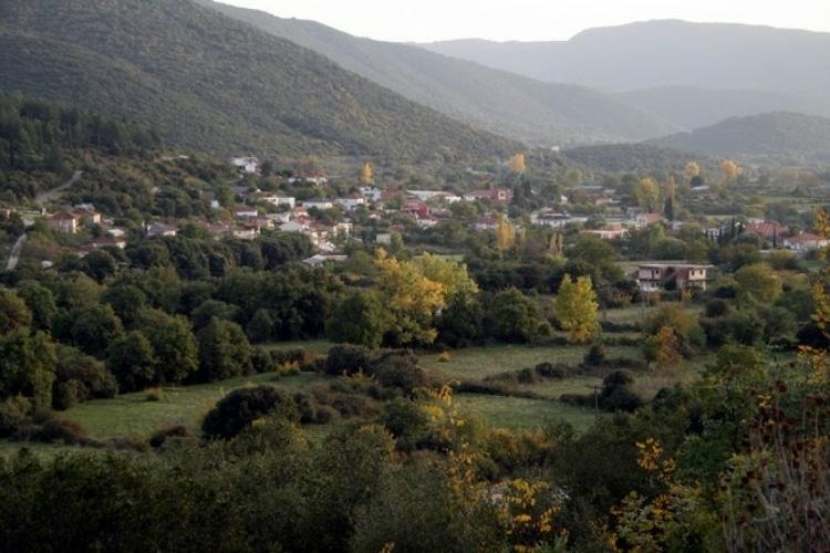 ελληνικό χωριό Καλπάκι