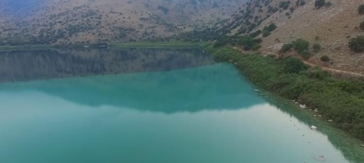 ελληνική λίμνη